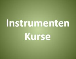 Instrumenten Kurse