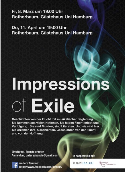 Impressions of Exile