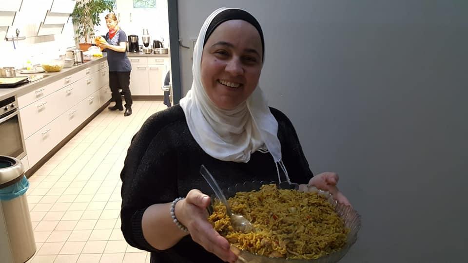Quiddjes Küche- Syrien